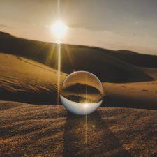 crystal-ball-photography-on-desert-2828555